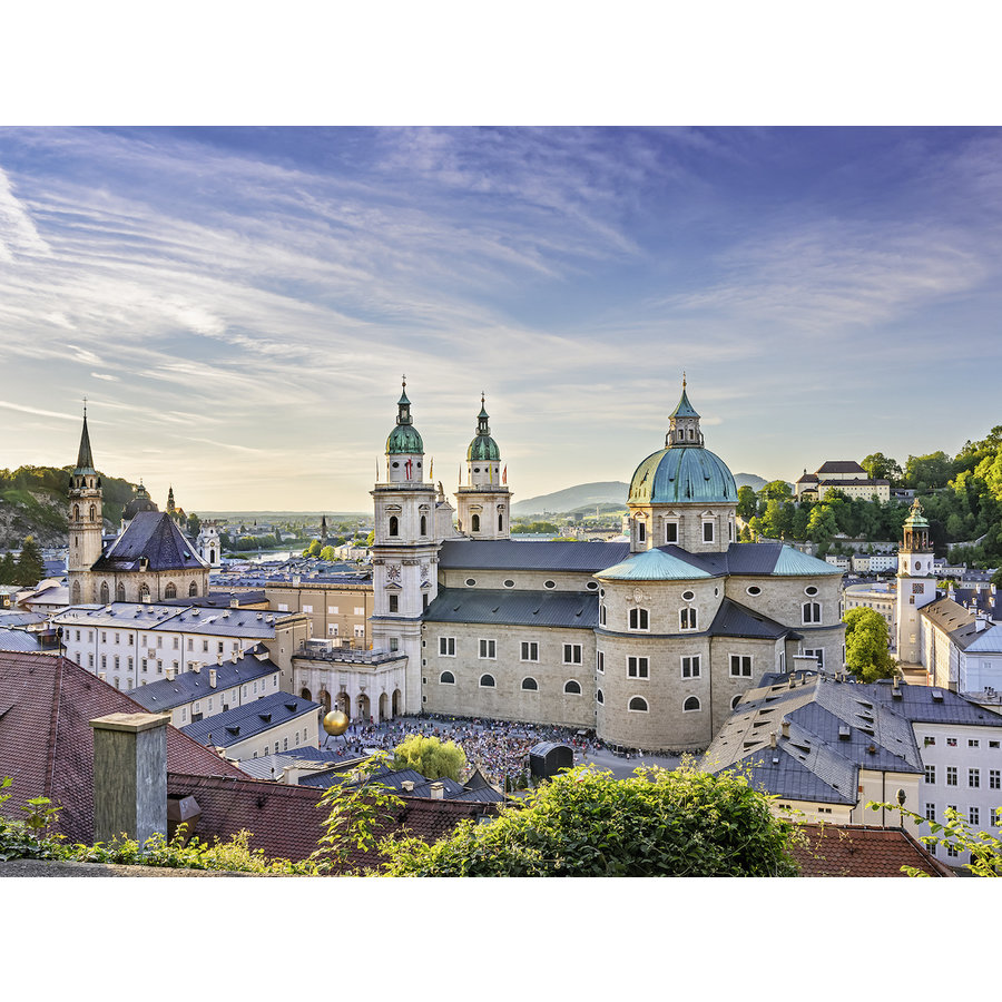 Salzburg - Oostenrijk - 500 pièces XL-1