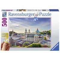 thumb-Salzburg - Oostenrijk - 500 XL stukjes-2