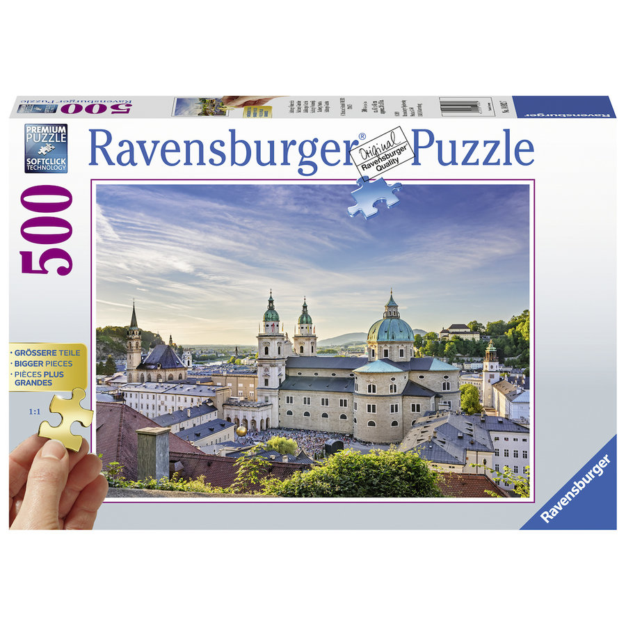 Salzburg - Oostenrijk - 500 XL pieces-2