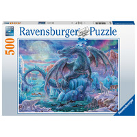 thumb-Ice Dragon - jigsaw puzzle of 500 pieces-2
