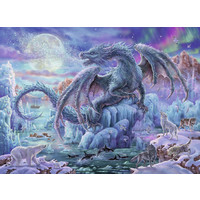 thumb-Ice Dragon - jigsaw puzzle of 500 pieces-1