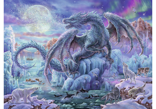 Ice Dragon - 500 pieces