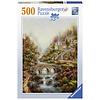 Ravensburger L'heure dorée  - puzzle de 500 pièces