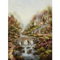 thumb-The golden hour - jigsaw puzzle of 500 pieces-2