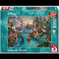 thumb-Peter Pan  - Thomas Kinkade - puzzel van 1000 stukjes-2