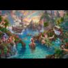 Schmidt Peter Pan  - Thomas Kinkade - puzzle de 1000 pièces