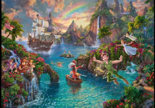 Peter Pan - 1000 stukjes