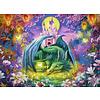 Ravensburger Mystique forêt de dragons - 300 pièces