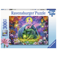 thumb-Mystical dragon forest - 300 pieces-2