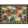 Ravensburger Collection de dinosaures -  puzzle de 100 pièces
