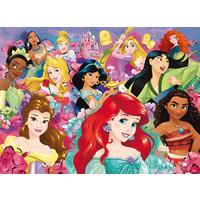 thumb-Princesses Disney - puzzle de 150 pièces-1