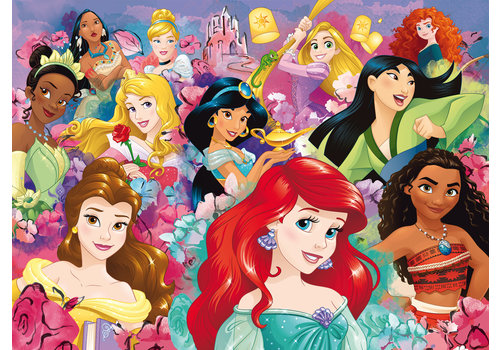 Disney prinsessen - 150 stukjes