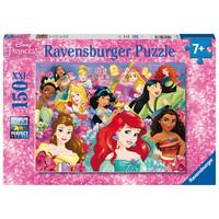 thumb-Disney prinsessen  - puzzel van 150 stukjes-2