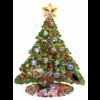 SUNSOUT De kerstboom - legpuzzel van 1000 stukjes