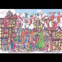 thumb-Santa Scramble Bauble - puzzle 250 pieces-2