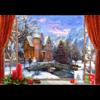 Bluebird Puzzle Kerstmis in de bergen - puzzel van 1500 stukjes