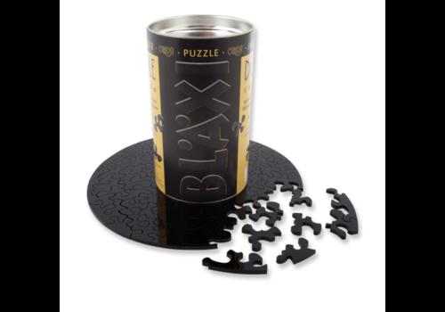Dubbelzijdige Puzzel in Plexiglas - Black - 88 stukjes