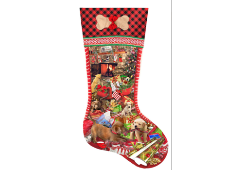 Puppy Stocking - 800 pieces