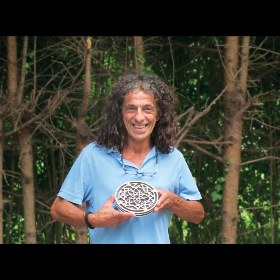 Flower Maze - Brainteaser Wood-3