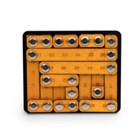 thumb-Tough Measures - Casse-tête en bois-1