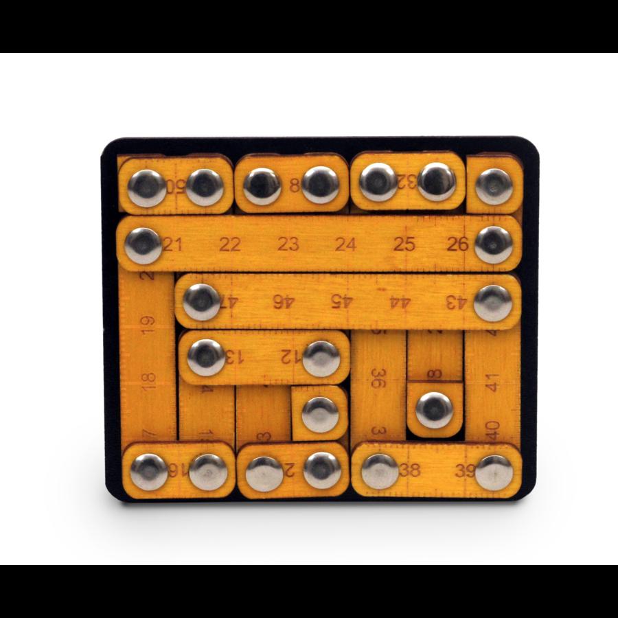 Tough Measures - Casse-tête en bois-1
