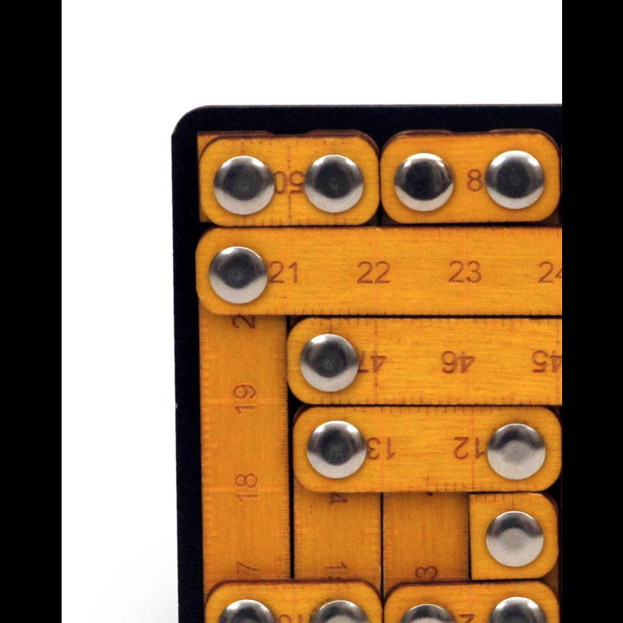 Tough Measures - Casse-tête en bois-2