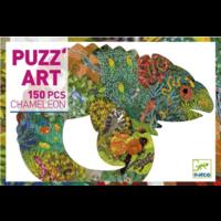 thumb-Le caméléon coloré - 150 pièces-2