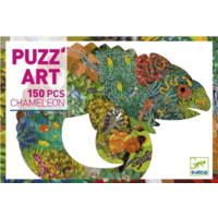 thumb-The colourful chameleon - 150 pieces-2
