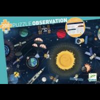 thumb-De ruimte  - puzzel van 200 stukjes-1
