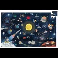 thumb-L'espace  - puzzle de 200 pièces-2