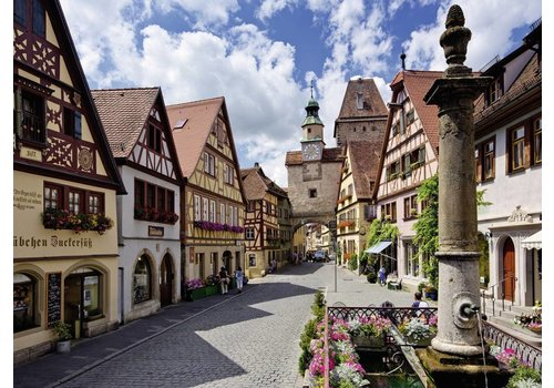 Rothenburg - Germany - 500 XXL pieces