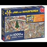 thumb-Holiday Shopping - JvH - 2x1000 pieces-1