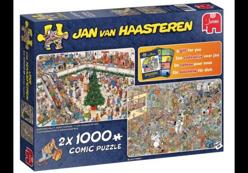 Holiday Shopping - JvH - 2x1000 stukjes