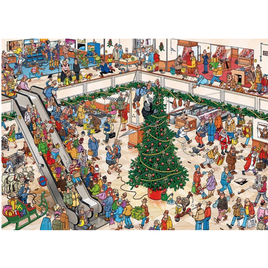 Holiday Shopping - JvH - 2x1000 pieces-2