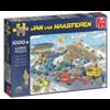 Jumbo Formule 1 - De Start - JvH - 1000 stukjes