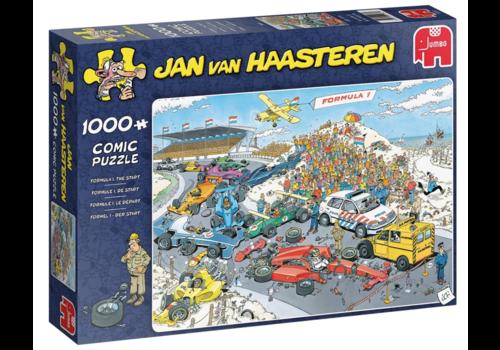 Jumbo Formule 1 - Le départ - JvH - 1000 pièces