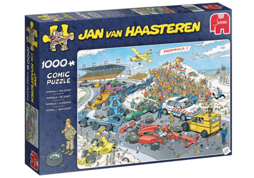 Jumbo Formule 1 - The Start - JvH - 1000 pieces