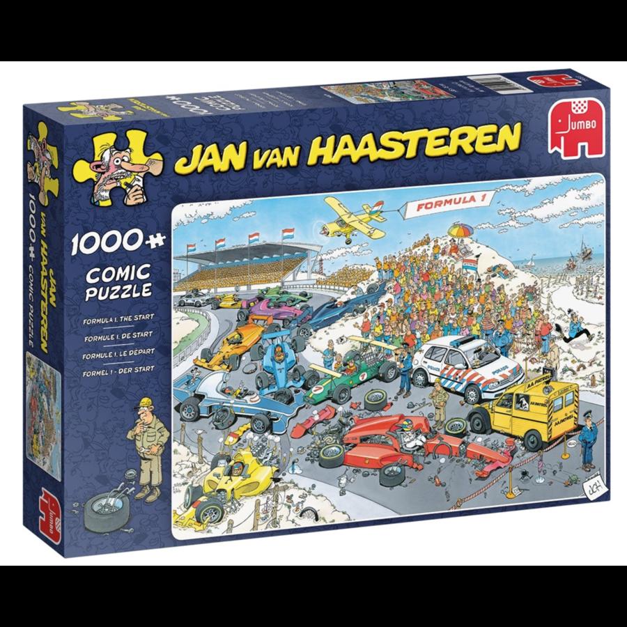 Formule 1 - De Start - JvH - 1000 stukjes-1