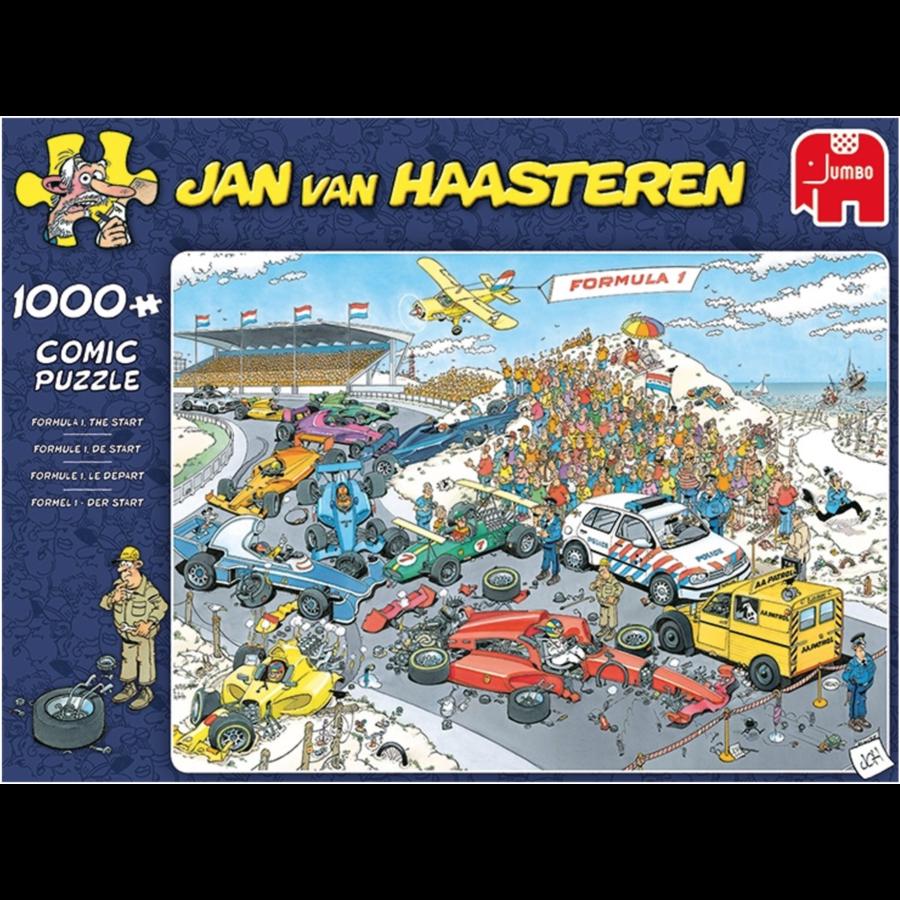 Formule 1 - De Start - JvH - 1000 stukjes-2