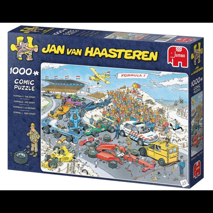 Formule 1 - De Start - JvH - 1000 stukjes-3