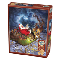 thumb-Merry Christmas - puzzle of 275 XXL pieces-1