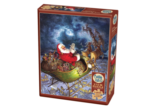 Merry Christmas - 275 XXL stukjes