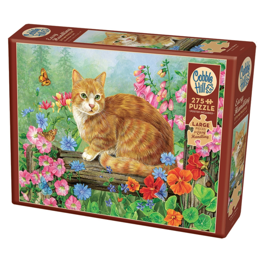 A perfect perch - puzzle of 275 XXL pieces-2