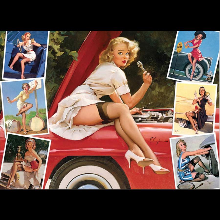 Roadside Attractions - puzzel van 1000 stukjes-2