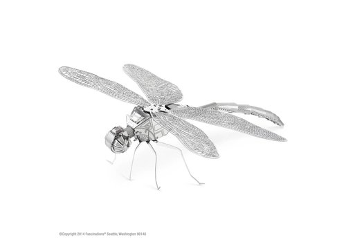 Metal Earth Dragonfly - puzzle 3D