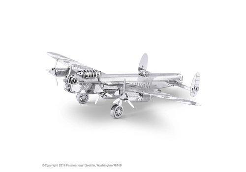 Avro Lancaster Bomber - 3D puzzle