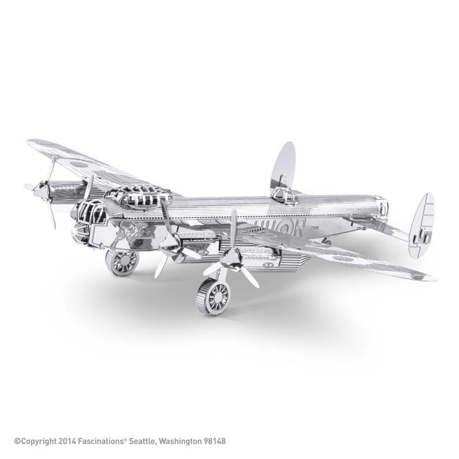 Avro Lancaster Bomber - 3D puzzel-1