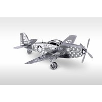 thumb-P-51 Mustang - puzzle 3D-1
