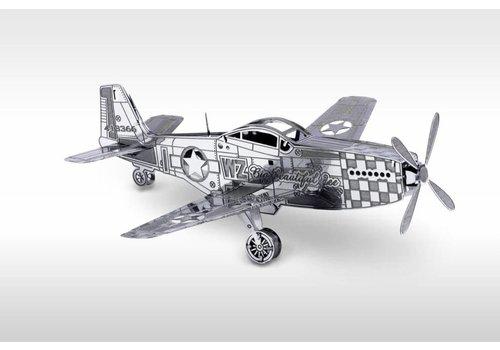 P-51 Mustang - 3D puzzel