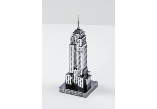 Metal Earth Empire State Building - puzzle 3D